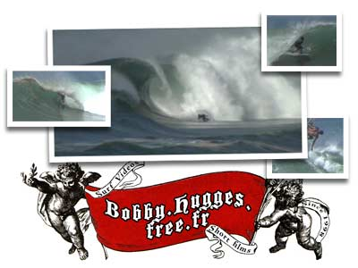 Bobby hugges surf videos and short films